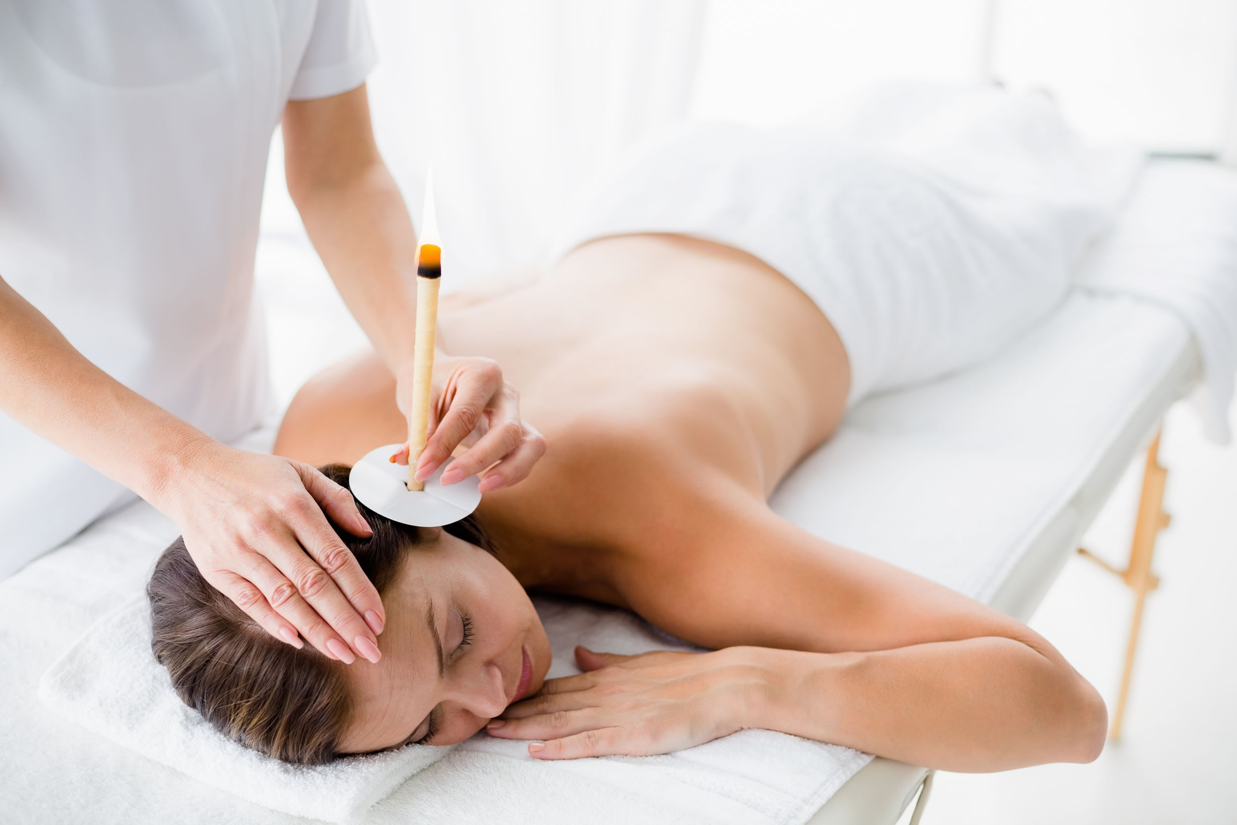 Patti Hemmings Hopi Ear Candle Treatment Harrogate