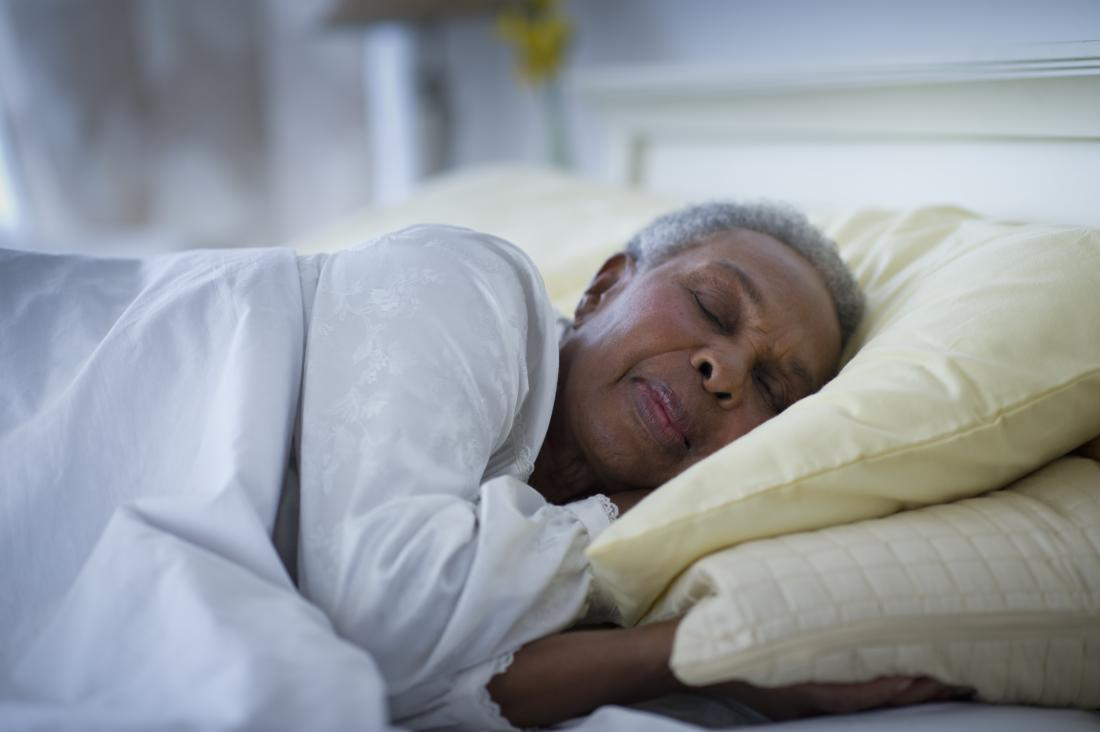 Sleep issues in the elderly